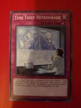 IGAS EN075 1ST ED TIME THIEF RETROGRADE COMMON CARDS - $1.93