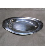 Wm. A. Rogers Silverplated Bread Tray ~ Paul Revere Reproduction ~ Oneid... - $15.20
