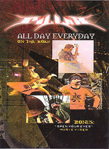 Pillar: On the Road, All Day Everyday DVD - $3.63