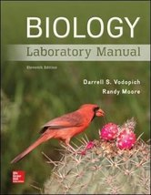 Biology Laboratory Manual [Spiral-bound] [Jan 06, 2016] Vodopich, Darrel... - $108.85