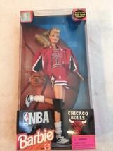 Vintage 1998 NBA Chicago Bulls Barbie Doll~ New IN BOX!!!~ Near Mint Con... - $20.30