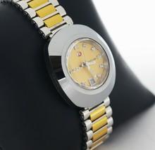 RADO Womens Diastar Diamond Sunburst Dial 2-tone Watch - $296.01