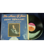 Jimmy Swaggart - The Name of Jesus - JIM LP-122 - $3.00