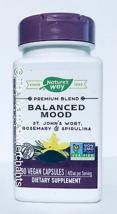 Nature's Way Balanced Mood St Johns Wort Rosemary 90 capsules 5/2022 FRESH! - $12.97