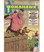 DC Tomahawk #64 Mystery Of The Giant Warrior The Outcast Brave - $24.95
