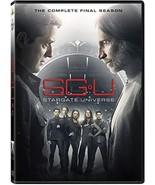 SGU: Stargate Universe - The Complete Final Season DVD  - $5.95