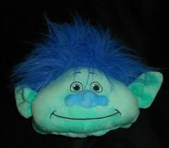 Dreamworks 2016 Pillow Pets Trolls Branch Blue & Green Stuffed Animal Plush Toy - $14.03