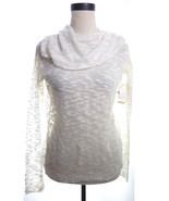 Lightweight Layer Cowl Kensie Coverup Small - $24.00