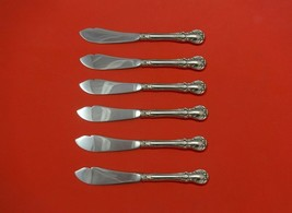 Old Master by Towle Sterling Silver Trout Knife Set HHWS 6pc Custom  - $429.00