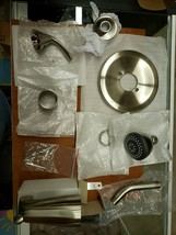 Huntington Brass P6320002 Trend Tub & Shower Trim PVD Satin Nickel - $72.00