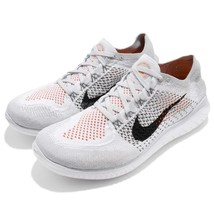 Nike Men's Free RN FlyKnit 2018 Running shoes Size 7 to 13 us 942838 003 - $134.11
