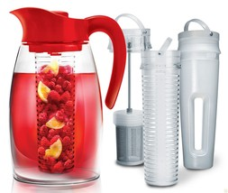 Primula Flavor It Pitcher 3-in-1 Beverage System in Cherry - $39.99