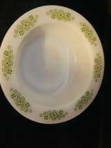 Anchor Hocking Desert Bowl 1073 Placesetters Collection Springwood Green... - $13.08