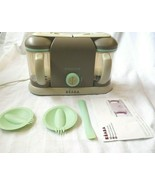 Pre owned Beaba Babycook Plus Pro 2X Food Maker  - $89.10