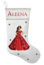 Princess Elena Christmas Stocking - Personalized and Hand Made  - $29.99