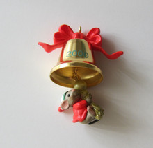 A Friend Chimes In Mouse Miniature Ornament Hallmark Keepsake New in Box 2000 - $14.97