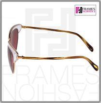 OLIVER PEOPLES JOSA OV1187S Rose Gold Pink Crystal Cat Eye Sunglasses 1187 image 4