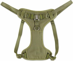 Good2Go Padded Step-in Dog Harness, Size Extra Small Color Green - $22.43