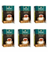 Dilmah earl grey pure Ceylon tea - 50 Tea Bags 100g X 06 packs - $49.40