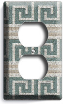 Ancient Greek Roman Ornament Pattern Outlet Wall Plate Cover Home Room Art Decor - $8.99