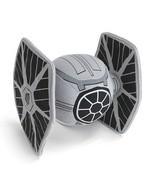 "Star Wars Tie Fighter Vehicle Plush 7"" Toy Comic Images 3+ Yrs - $384,50 MXN"