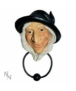 nemsis now witch resin & metal wicca gothic fantasy door knocker - £9.93 GBP