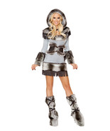 Sexy 3pc Roma Eskimo Cutie Halloween Fancy Dress Costume W/WO LEG WARMER... - $100.00+
