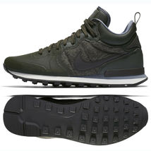 Nike Internationalist Utility Sequoia Velvet Brown 857937 301 Mens Shoes image 4
