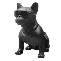 Portable  Bluetooth Speaker Wireless Player Small Bulldog Shape Support ... - $12.71+