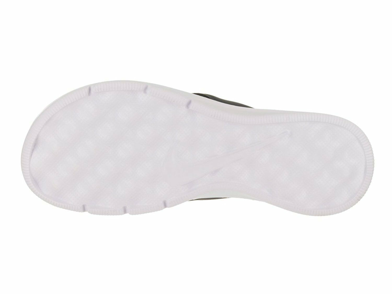 Women's Nike Ultra Comfort Thong Sandals, 882697 004 Size 6 Anthracite/White image 4
