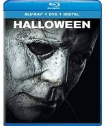 Halloween  [Blu-ray + DVD + Digital]  - $15.95