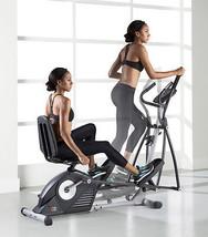 New ProForm Hybrid Elliptical Trainer Recumbent Bike PFEL03812 Pick-up only - $356.39