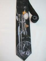 HARLEY DAVIDSON Tie VINTAGE 90's RALPH MARLIN Official Licensed NECKTIE ... - $17.39