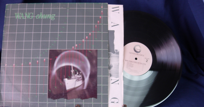 Wang Chung - Points On the Curve - Geffen GHS 4004