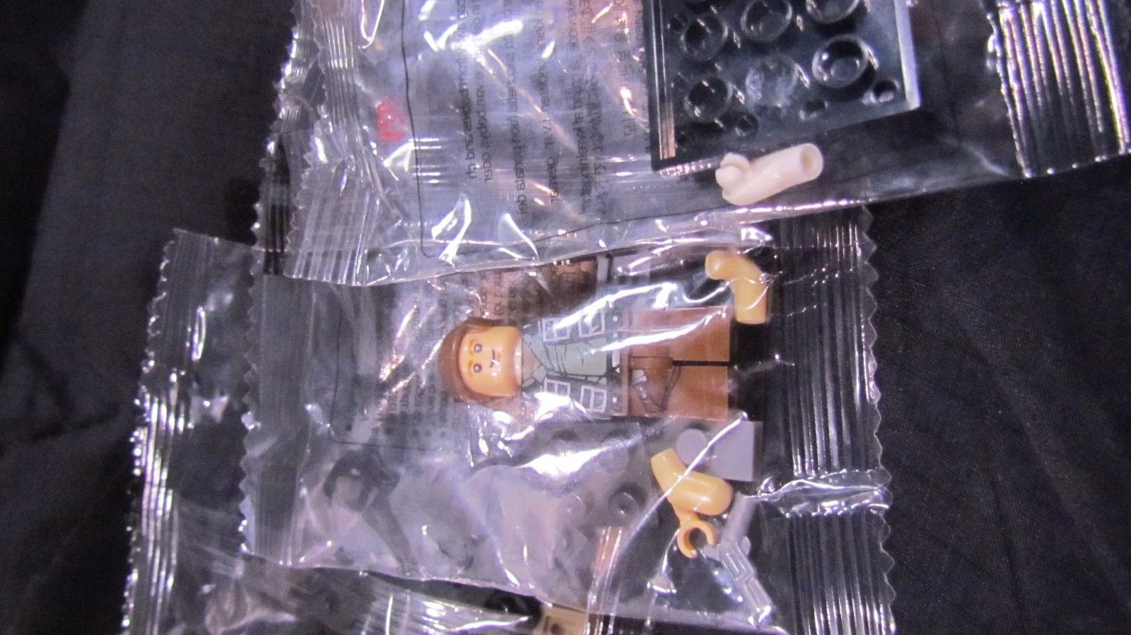 Off-Brand Star Wars Characters Custom Unique Look! Han Solo Clones Yoda Obi Wan