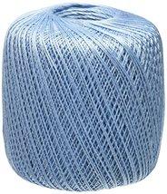 Coats Crochet 154-480 Aunt Lydia's Crochet, Cotton Classic Size 10, Delft - $6.09