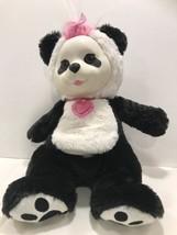 "Bear Surprise Panda Teddy Bear Plush Stuffed 14"" Without Baby Pandas - $12.00"