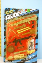 G.I. JOE Hall of Fame: High Caliber Weapons Arsenal - Kids Dimension 1993 NOS - $9.99