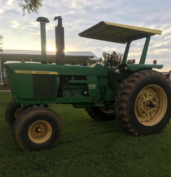 1971 JOHN DEERE 4320 *1971-1972* For Sale In Townville, South Carolina 29689