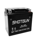 YTX5L-BS Motorcycle Battery for CANNONDALE EX400, MX400, XC400 440CC 00-'01 - $43.73
