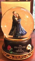 San Francisco Music Box Company Phantom of the Opera Raoul Christine Wat... - $145.13