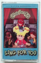 Cabbage Patch Kids Sing For You Cassette 1997 Music Collectible Toys - $5.98