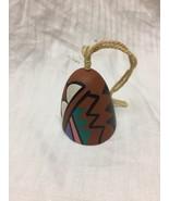 Jemez pottery bell signed PV - $9.90