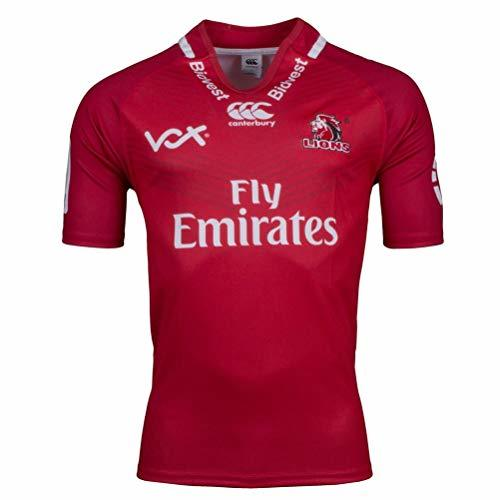 CCC Lions mens replica super rugby 2017 [red] - X-Large
