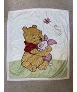 Disney Winnie The Pooh Baby Blanket Plush Fleece Tigger Piglet Lovey - $39.60