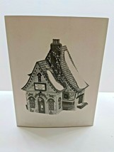 DEPT 56 NORTH POLE VILLAGE - POPCORN & CRANBERRY HOUSE 56388 LTD ED 1996... - $29.70