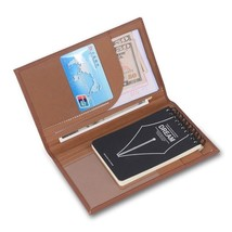 Nice Feather Travel ID Card Organizer Passport Holder Case Cover Protect... - £33.29 GBP