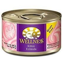 Wellness Complete Health Kitten Formula Grain-Free Canned Cat Food - $29.99
