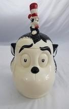 Dr Seuss Cat in The Hat Mug ABC Lid Handle Plastic Cup - $15.99