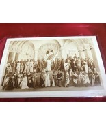 Vintage Postcard RPPC GERMANY Passion Play Cast - $123.75